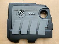 VW GOLF MK6 1.6 TDI ENGINE COVER VW JETTA PASSAT CADDY ENGINE COVER 1.6 TDI CAY