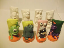 Monsters Inc Sulley Mike Boo Randall paint your own figures