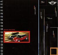 Mini One + Cooper Prospekt 2001 Autoprospekt Broschüre brochure broschyr Auto