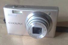 Nikon Coolpix s560 10 megapixel  Batteria nuova - fotocamera