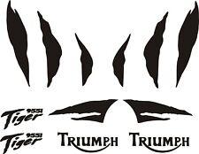 Triumph tiger 955i decal set vinyl stickers