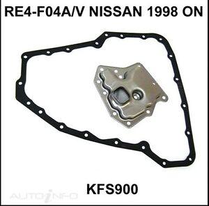 Auto Transmission Filter Kit Fits: NISSAN X-TRAIL QR25DE  4 Cyl MPFI T30 01-07