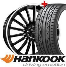 "4x 19"" Keskin KT15 E30 Black 235/35 Hankook S1 EVO2 für VW Cross Touran 1T, 1t"