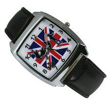 The Beatles the Union Jack Fashion Watch Wrist Quartz Man Woman Lady Boy ZE
