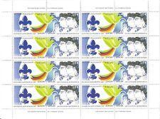 EUROPA CEPT 2007 PFADFINDER - GRIECHENLAND GREECE 2421-22 KLEINBG. ** BOY SCOUTS