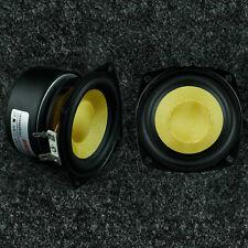 1Paar 3-Zoll-Midwoofer Woofer Subwoofer-Lautsprecher 8Ω 25W