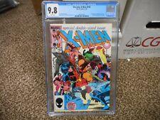 Uncanny X-Men 193 cgc 9.8 Marvel 1985 1st Warpath in costume 1st Firestar in MCU