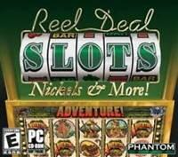 Reel Deal Slots Nickels & More - Video Game - VERY GOOD
