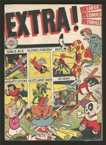 Extra Comics #1, 1948