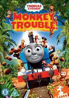 Thomas & Friends: Monkey Trouble! DVD (2019) Thomas the Tank Engine cert U