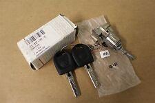 VW Beetle Left Front Door Housing & Keys 1C0837167D New Genuine VW part