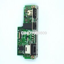 Original Interface board DC/IN HDMI AV/OUT GPS board PCB Unit for Nikon D90 SLR
