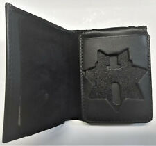 San Francisco Police Inspector 4-Way Wallet (badge NOT included)