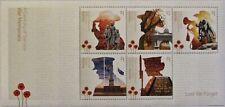 AUSTRALIA #4784b: VF MNH / MH 'A Century of Service - War Memorials'
