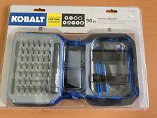 Kobalt 50 PC Precision Bit Set Electronic Computer Tablet Phone Repair Tool Kit