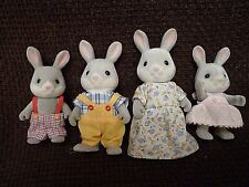 Sylvanian Families THE COTTONTAIL RABBIT FAMILY Epoch BUY NOW FOR CHRISTMAS