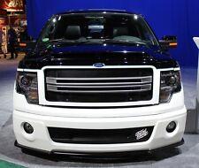 Striker Front Bumper & Splitter - Fiberglass - for Ford F-150 09-14