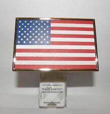 Bath & Body Works Wallflowers USA Flag Plug In Fragrance Diffuser