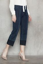 NWT Parker Smith Paneled Crop Jeans Size 26