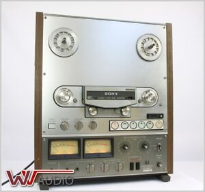 Sony TC-766-2 track Closed Loop Dual Capstan. Read Description