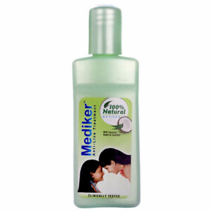100% Original 50 ml Mediker Anti Lice Treatment Shampoo With Coconut Oil Neem