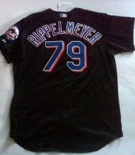 Used rare vtg authentic New York Mets #79 RipplelMeyer baseball Jersey size 52