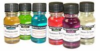 10ml Fragrance Oils Oil burner Diffuser Lamp Potpourri Home Room Work Scent