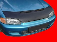 Honda Civic 1991-1995 CUSTOM CAR HOOD BRA NOSE FRONT END MASK