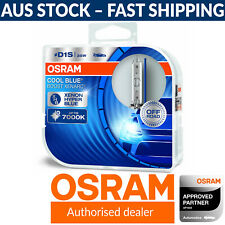 OSRAM Xenarc Cool Blue Boost D1S Xenon Car Headlight Globes (Twin) 7000K
