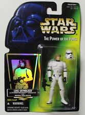 STAR WARS LUKE SKYWALKER IN STORMTROOPER DISGUISE 1996 GREEN CARD BRAND NEW!!