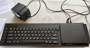 Sinclair QL Computer Refurbished tested & working mega bundle - wow