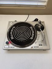 Gemini XL-500 II Direct Drive Manual DJ Turntable Record PlayerNice Condition