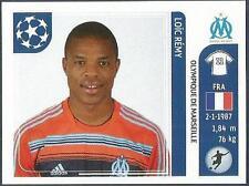 PANINI UEFA CHAMPIONS LEAGUE 2011-12- #378-MARSEILLE-LOIC REMY