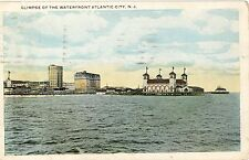 252-A - Set of 8 Post Cards - Atlantic City through the decades 1904 to 1964