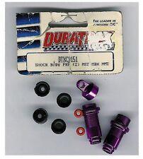 Duratrax DTXC9151 Optional Shock Body Purple Aluminum Maximum ST BX Incomplete