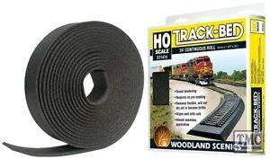 ST1474 Woodland Scenics OO/HO Gauge Trackbed Roll (24 Feet Long)