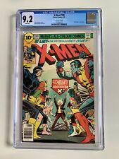 X-MEN #100, CGC 9.2, UK Pence Price Variant, Very Rare!