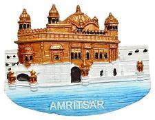 Souvenir Golden Temple Amritsar Fridge Magnet Polyresin Refrigerator Magnets