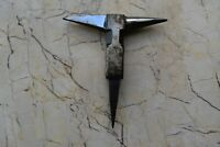 Vintage Iron anvil jewelers Blacksmith Tool Vintage farm decor Tool 33.9 oz