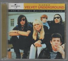 VELVET UNDERGROUND THE UNIVERSAL MASTERS COLLECTION CD F.C. SEALED!!!