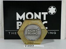 Montblanc 925er Silber Münze, Sammler,Liebhaber,Einzelstück (T393-R27)