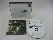 PlayStation 1 - Final Fantasy VII (Japan Import) Complete - PS1