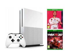 XBOX ONE S 1TB + NBA 2K20 + FIFA 20 4K Ultra HD I CONTROLLER WIRELESS