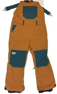 Westbeach Men's Overall Ski Bib Snowboarding Pants  Canadian Original Size M
