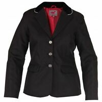 Horka Ladies Passage SoftShell Stretch Crystal Horse Riding Competition Jacket
