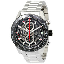 Tag Heuer Carrera Chronograph Automatic Mens Watch CAR2A1W.BA0703