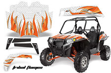 AMR Racing Polaris RZR 900XP Sticker Graphic Kit Decal UTV Parts 11-14 TRIBAL OW