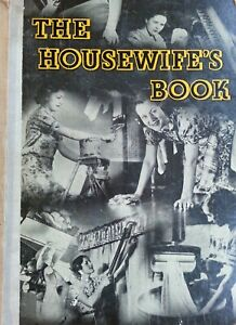 The Housewife's Book ~ Daily Express ~ 30s~40s ~ Vintage Publication