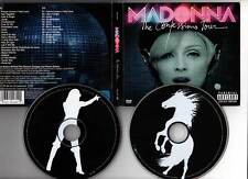 "MADONNA ""The Confessions Tour"" (CD+DVD Digipack) 2007"