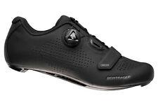 NEW Bontrager Mens Circuit Road Bicycle Shoe US 12 EU 45 UK 11 Black - BOA